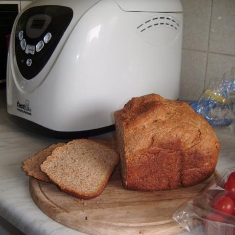 100 Whole Wheat Bread For Bread Machine