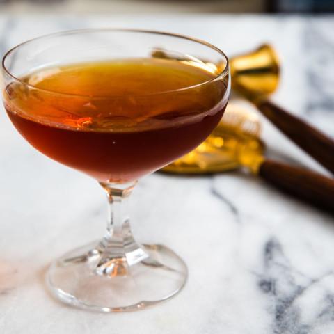 100-Year-Old Cigar (Rum, Scotch, and Cynar Cocktail) Recipe