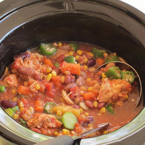 13-Bean Burgoo Stew
