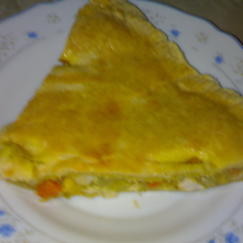 Chicken Pot Pie with 2 Crusts