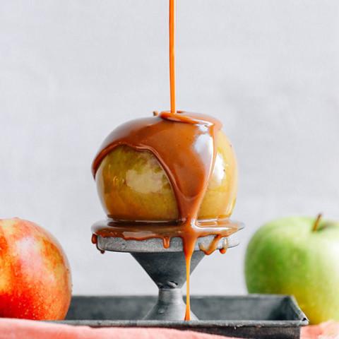 5-Ingredient Vegan Caramel Sauce