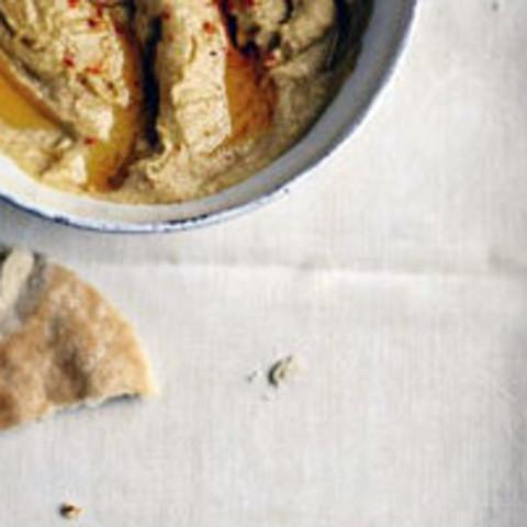 5-Minute Hummus