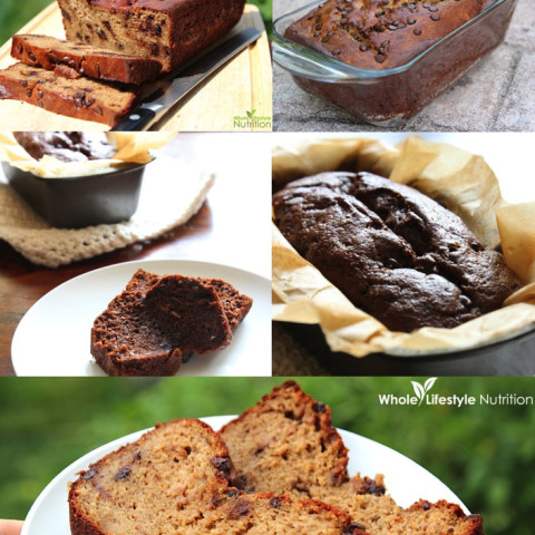5 Minute Paleo Dump Bread Recipe {Gluten Free, Grain Free and Paleo}