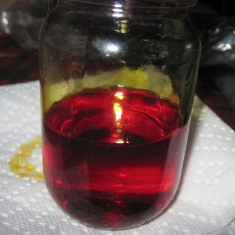 Achiote Oil