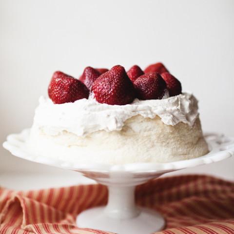 Angel's Food Cake