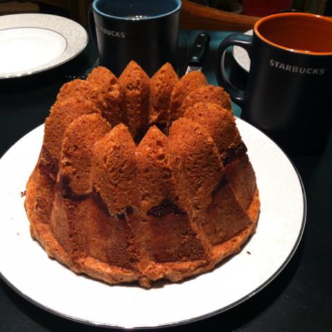 Ann's Coffee Cake