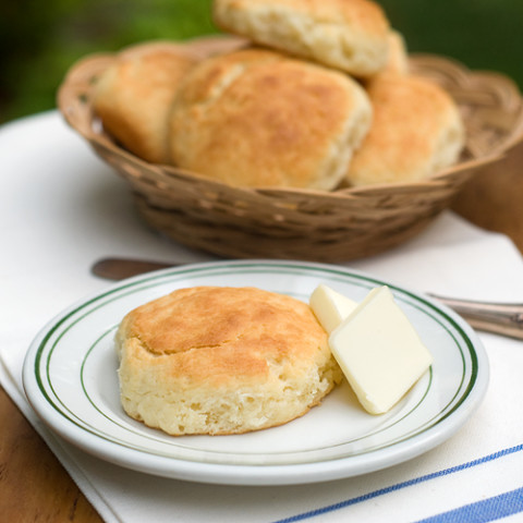 Another Buttermilk Biscuit