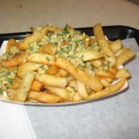 Appetizer - Garlic Truffle Fries