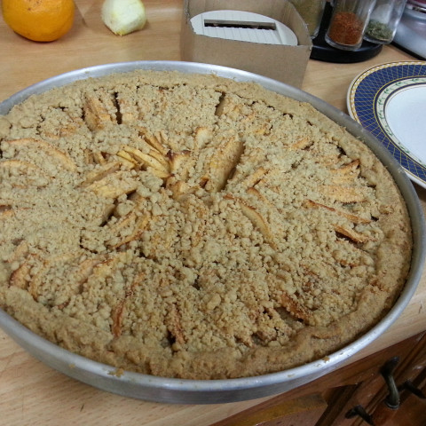 Apple-pie Cake