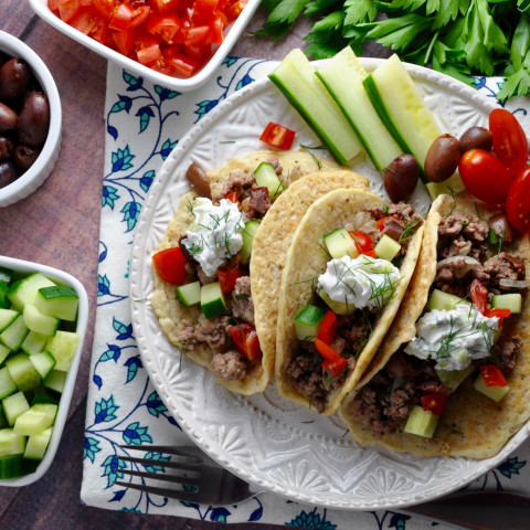 Armenian Tacos