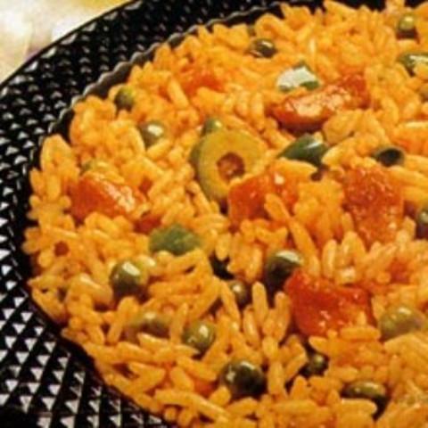 Arroz Con Gandules Rice And Pigeon Peas