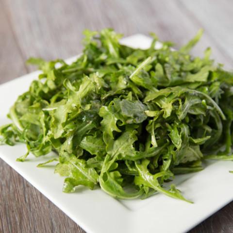 Arugula Salad With My Favorite Balsamic Vinaigrette
