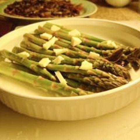 Asparagus A La Liz