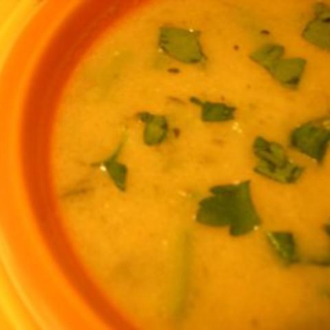 Asparagus Chowder