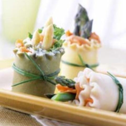 Asparagus Spring Rolls