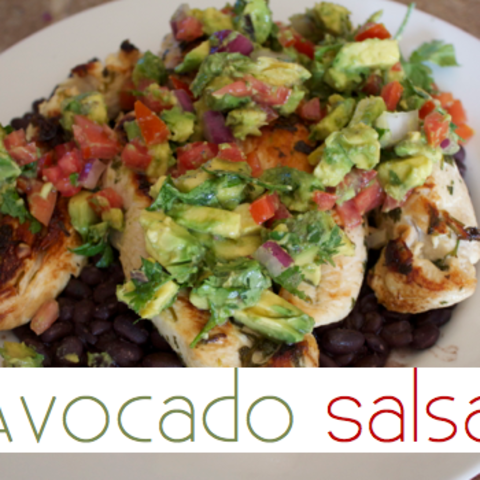Avocado Salsa *Video*