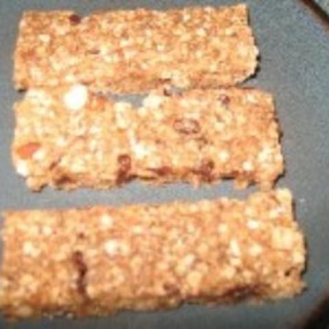 awesome granola bars