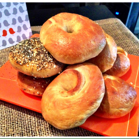 Bagels from Scratch