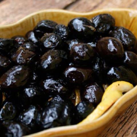 Baked Olives