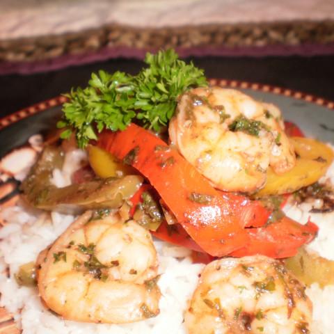 Balsamic Shrimp