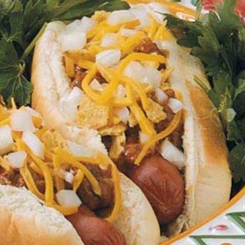 Bandito Chili Dogs Recipe
