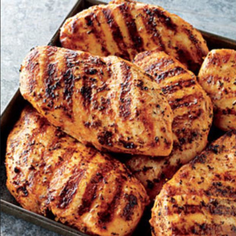 Basic Baked Chicken Breast