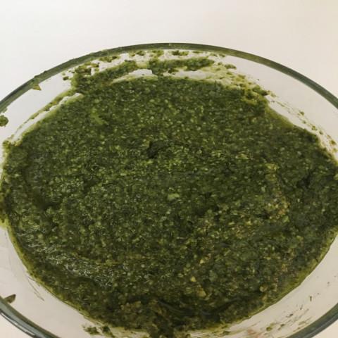 Basic Basil Pesto