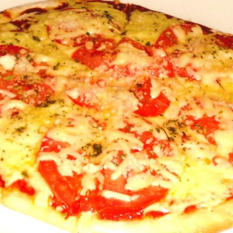 Basic Pizza Dough