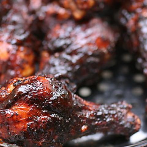 BBQ Brined Chicken