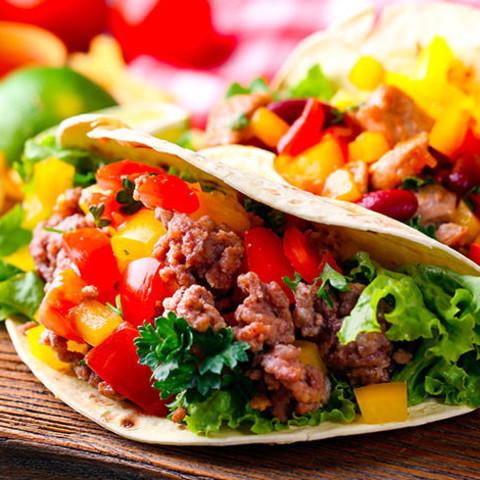 Beef Burrito 🥩