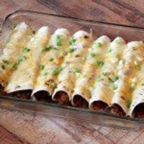 Beef Burrito Casserole