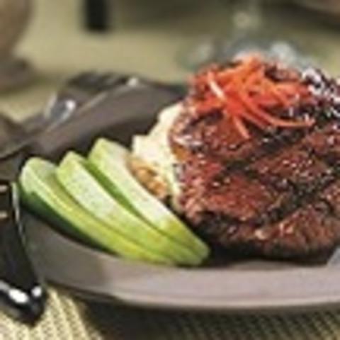 Beef Tenderloin with Adobado Paste