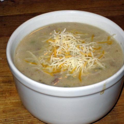 Beefy Potato Chowder