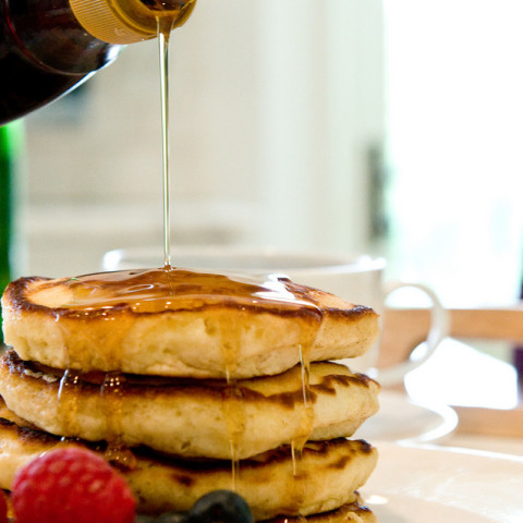 Best Breakfast Pancakes