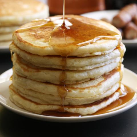 Best Ever Homemade Pancakes Recipe