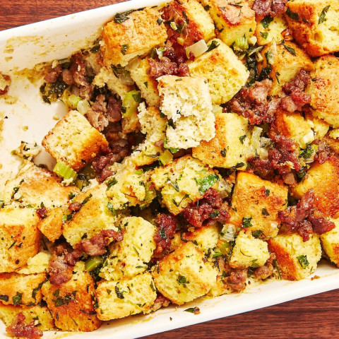 Best-Ever Keto Stuffing