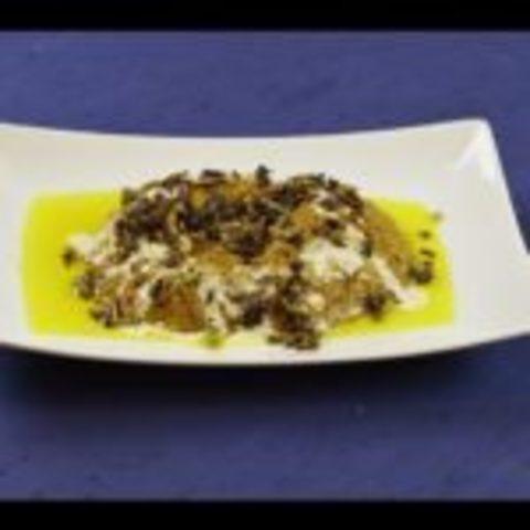Best Kashke Bademjan Recipe (Persian Eggplant Dip)