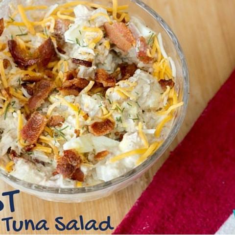Best Keto Tuna Salad
