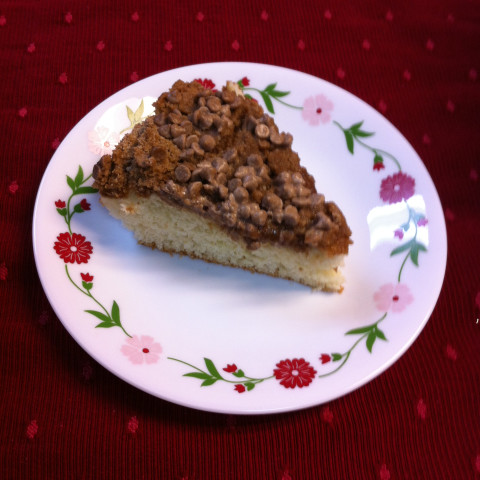 Bisquick Streusel Coffee Cake