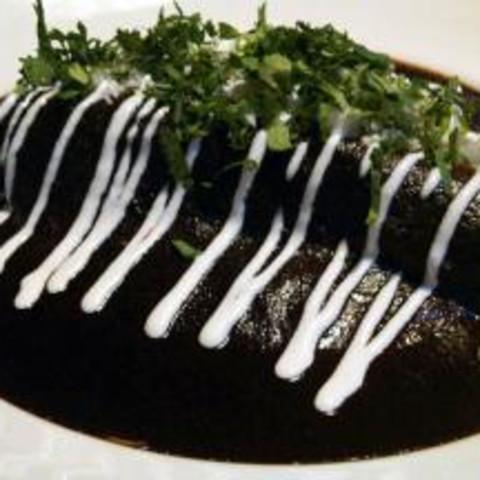 Black Bean Enchiladas