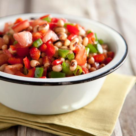 Black-Eyed Pea Salad