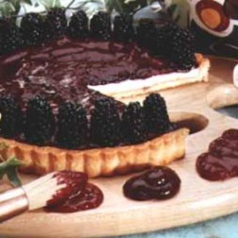 Blackberry Fruit Tart