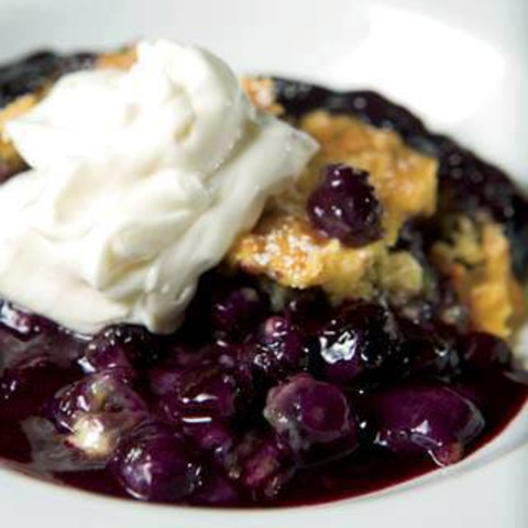 Fresh Blueberry Dump Cake Recipes