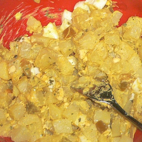 Bonnies Potato Salad