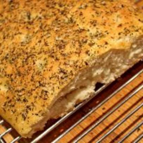 Bread - Focaccia