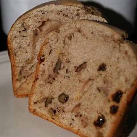 apple bread bread machine
