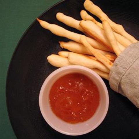 Breadsticks (Plain or Seeded)