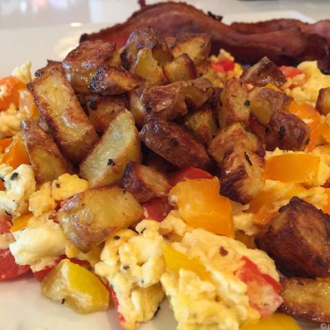 Breakfast Scrambler