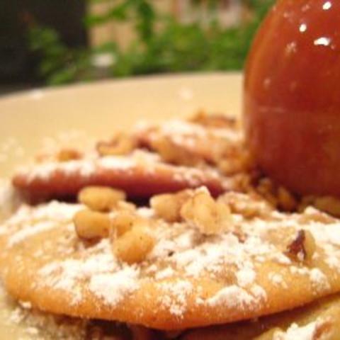 Brown Sugar Black Walnut Cookies