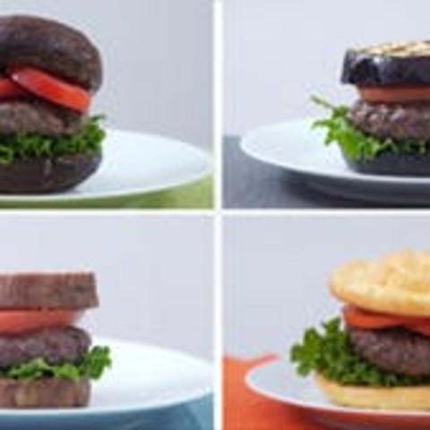 Burger Bun Alternatives